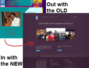It's a New Year…is it time for a Website Redesign?