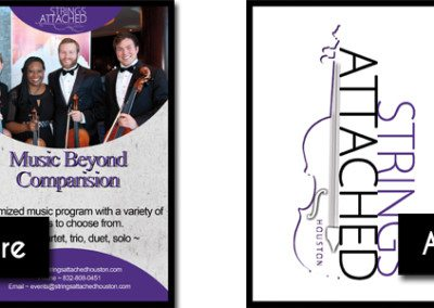 Strings Attached Flyer