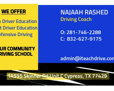 I Teach Drive