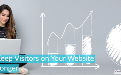 Keep Visitors on Your Website Longer