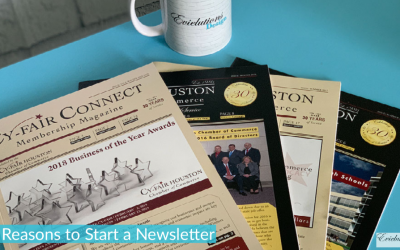 7 Reasons to Start a Newsletter