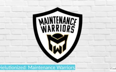 Evielutionized: Maintenance Warriors