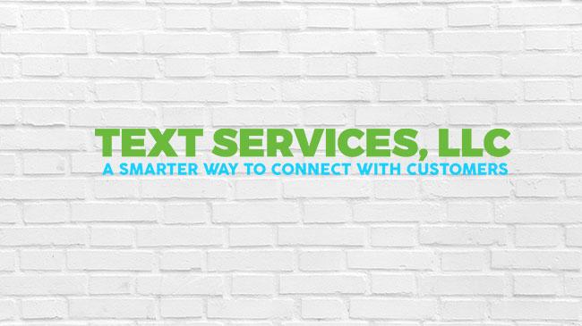 Evielutionized: Text Services LLC