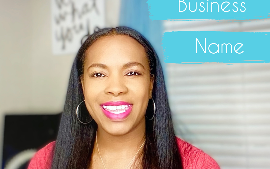 How to Create the Perfect Business Name: 8 Simple Tips