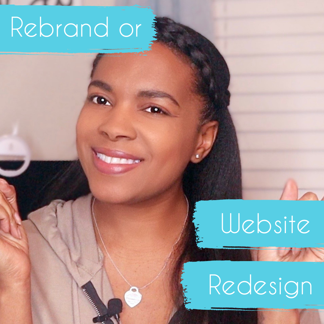 What's the Difference Between Rebranding and Redesigning Your Website?