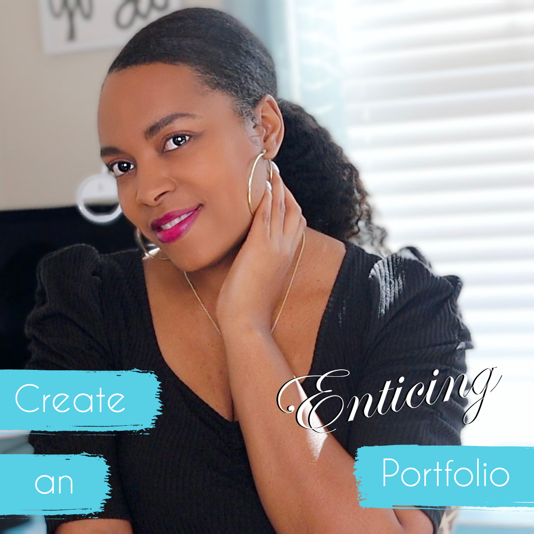 How To Create An Enticing Portfolio On Your Website