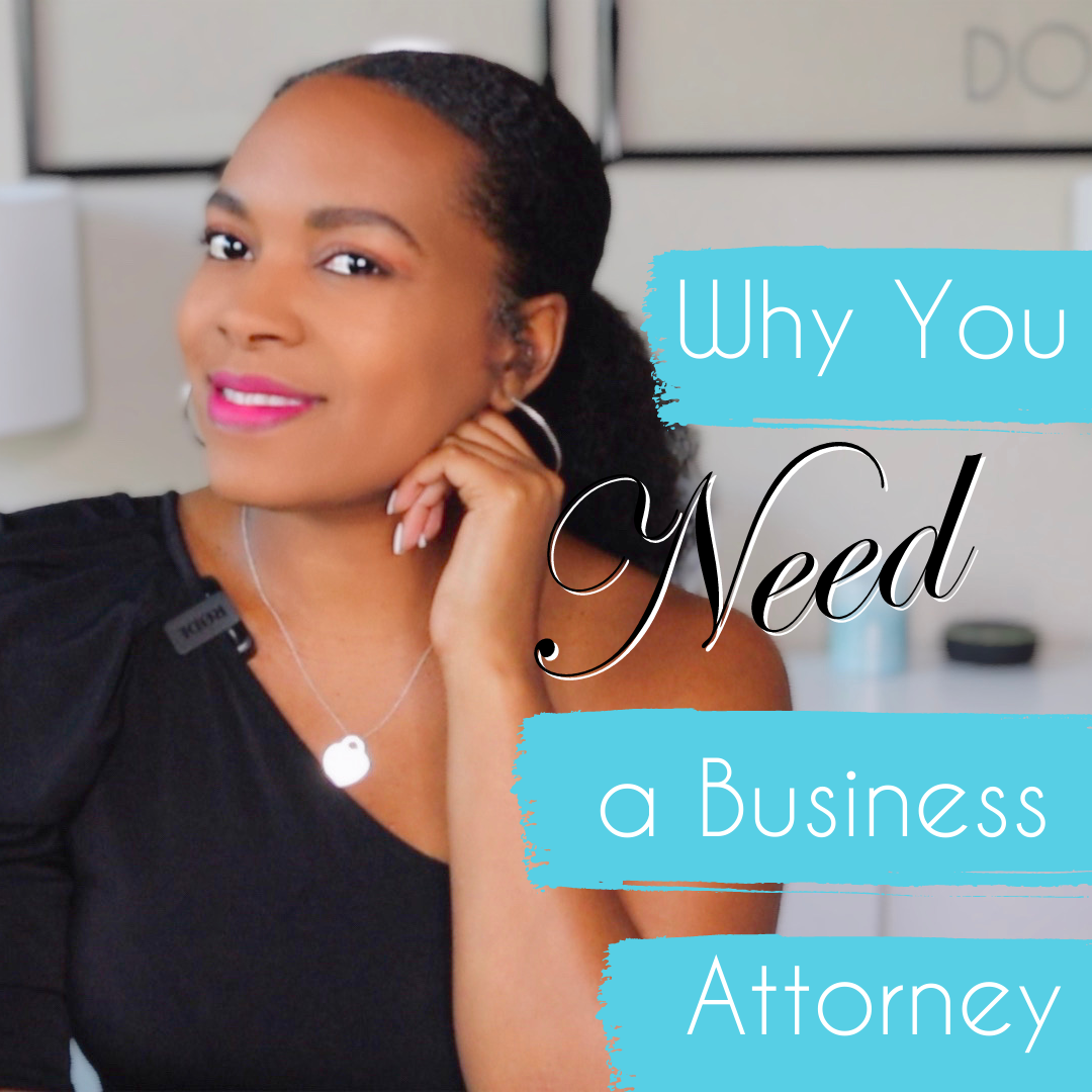 When & Why – Every Small Business Needs an Attorney